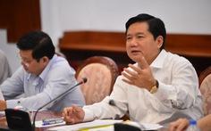 Bí thư Đinh La Thăng: Phục vụ dân phải thành động lực
