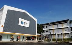 ĐH James Cook Singapore hỗ trợ học phí đến 50% cho sinh viên Việt