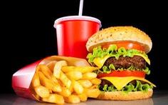 Đồ ăn nhanh làm giảm phát triển IQ