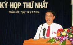Khánh Hòa bầu chủ tịch HĐND, UBND tỉnh nhiệm kỳ mới