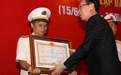 Báo Công an nhận Huân chương bảo vệ tổ quốc hạng ba