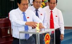 Ông Trần Văn Cần đắc cử chủ tịch UBND tỉnh Long An