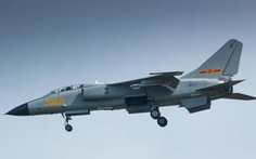 Máy bay ném bom Trung Quốc xâm phạm vùng trời Ấn Độ