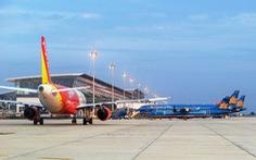 Máy bay liên tiếp bị chiếu laze, uy hiếp an toàn tại Nội Bài
