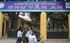 Hà Nội công bố điểm chuẩn vào lớp 10 các trường chuyên