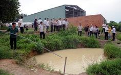 Ba trẻ chết đuối thương tâm tại Đồng Nai