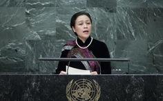 Việt Nam bày tỏ quan ngại về Biển Đông tại hội nghị LHQ