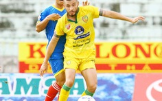 Vòng 13 V-League 2016: Hải Phòng lại thua trên sân Chi Lăng
