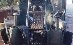 Tìm thấy ghế phi công máy bay Su30-MK2