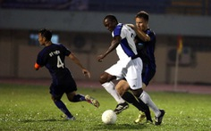 Cầu thủ trẻ VN hào hứng với Dwight Yorke và Ronny Johnsen