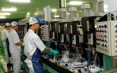 GDP 6 tháng đầu năm tăng 5,52%