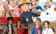 """Vua hài TVB Âu Dương Chấn Hoa:""""Cười một lần, trẻ mười năm"""""""