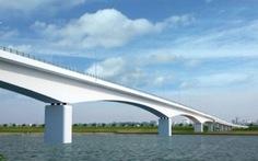 Xây dựng cầu Cửa Hội qua sông Lam