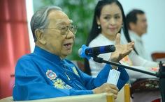 Đưa tên GS Trần Văn Khê, ông Nguyễn Cơ Thạch vào quỹ tên đường