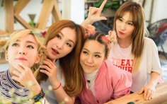 Xem MV Số nhọ cực vui của nhóm nữ Lip B