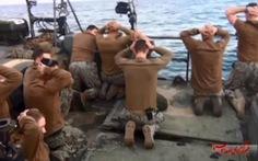 Mỹ nói Iran phạm luật trong vụ bắt 10 lính thủy