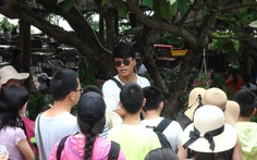 Ngừng cho phép Silent Bay tiếp nhận khách Trung Quốc