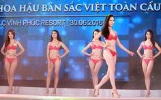 Hoa hậu bản sắc Việt:cô gái cao 1m81 vào chung kết