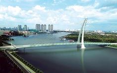 Kiến nghị xây cầu Thủ Thiêm 4 sau năm 2020