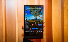 Dell rời thị trường tablet Android, tiếp tụcvới PC