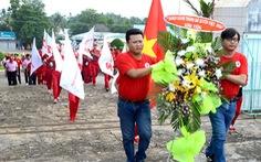 """""""Hành trình đỏ"""" xuất quân tại Phú Quốc"""
