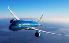 Vietnam Airlines điều chỉnh lịch bay đến Đài Loan do bão Nepartak