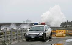 Siêu bão Nepartak: Đài Loan báo động đỏ