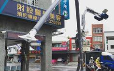 Đài Loan tan hoang bởi siêu bão Nepartak