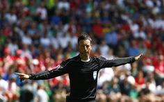 Ông Clattenburg bắt chính trận chung kết Euro 2016