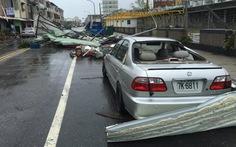 Trung Quốc căng mình chờ bão, 37.000 ngườisơ tán