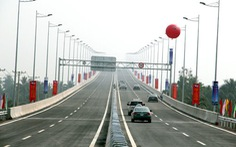 Cho xe máy đi đường nối cao tốc TP.HCM - Long Thành