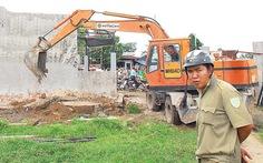 Nhà xây trái phép được cấp số nhà và xác nhận