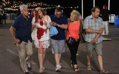 Chấn động vụ khủng bố lao xe chở vũ khí ở Pháp