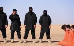 IS bắn rơi máy bay chiến đấu, đóng đinh xác phi công