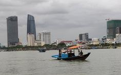 Thợ lặn chíp chíp trên sông Hàn