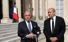 Lòng tin vào Chính phủ Pháp giảm mạnh