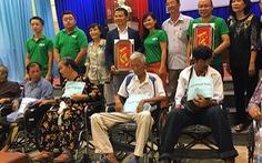 JCI Việt Nam trao tặng 117 xe lăn ở Tiền Giang
