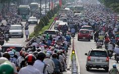Phương tiện giao thông: tác nhân lớn gây ô nhiễm không khí