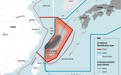 Biển Đông, ADIZ và những hệ lụy