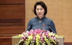 Bà Nguyễn Thị Kim Ngân tái đắc cử chủ tịch Quốc hội