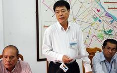 Lãnh đạo Sở GTVT nhận trách nhiệm vụ thanh tra nhận 3,5 tỉ bảo kê