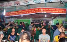 Chủ tịch huyện Phú Quốc đồng ý đối thoại với tiểu thương