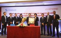 Bảo hiểm Generali Việt Nam hợptácvới Eximbank