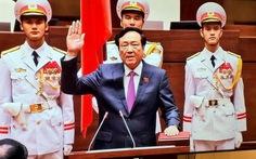Ông Nguyễn Hòa Bình: xây dựng hệ thống tòa án trong sạch