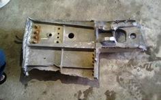 Thêm mảnh hợp kim 30kg nghi Su30-MK2 mắc lưới ngư dân