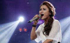 Vietnam Idol:Janice Phương hát bài hit của Thu Minh