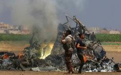 Năm người trên trực thăng Nga bị bắn đã tử nạn