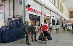 Thắt chặt an ninh ở Rio
