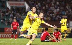 Đấu sớm vòng 19 V-League 2016: Long An gục ngã trên sân nhà