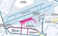 Nghe đọc báo 12-8: Gấp rút mở rộng sân bay Tân Sơn Nhất